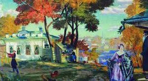 В Москву на пред-аукционную выставку привезли шедевры русского искусства XIX — XX веков