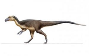 В Австралии найдены останки полярных пернатых динозавров