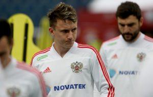 Александр Головин не сыграет с Бельгией