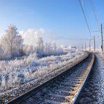 Самые популярные у путешественников железнодорожные маршруты на Новый год