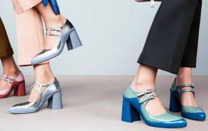 Модные новинки туфель