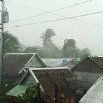 На Филиппинах отменяют рейсы из-за тайфуна