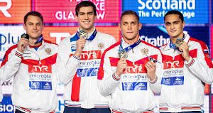 Сборная России по плаванию выиграла медальный зачет