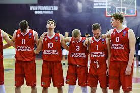 В чемпионате первого дивизиона мужской баскетбольной Суперлиги  лидирует «Спартак-Приморье»