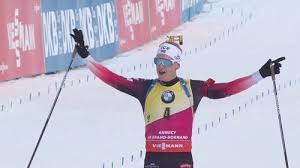 Норвежец Йоханнес Бё выиграл масс-старт на этапе Кубка мира в Анси