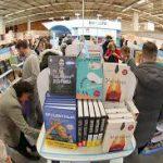 На ярмарке интеллектуальной литературы Non/fiction состоялись встречи с авторами