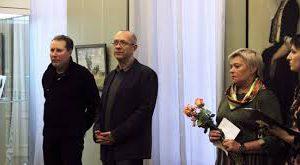 Новая выставка в Царском Селе посвящена 130-летию со дня рождения Михаила Кирсанова