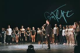 На фестивале «Context. Diana Vishneva» показали спектакль Хофеша Шехтера «Grand Finale»
