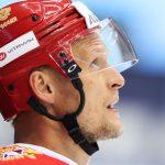 Нападающий питерского СКА Евгений Кетов будет капитаном сборной России