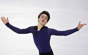 Игнатов лидирует после короткой программы на чемпионате России