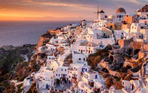 Греция: место для влюбленных