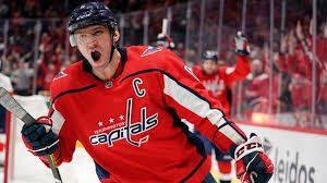 Овечкин признан первой звездой недели в НХЛ