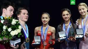 Руководство Федерации фигурного катания на коньках России определило состав сборной на чемпионат мира