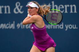 Екатерина Александрова в новом рейтинг-листе Женской теннисной ассоциации опередила остальных представительниц России