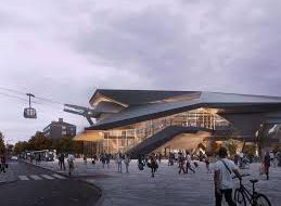 В Москве открывается выставка «Общественная архитектура – будущее Европы»