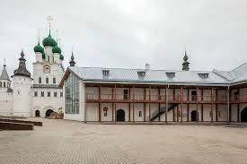 В Ростове завершилась реставрация Конюшенного двора