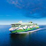 Эстонская круизная компания совершит два захода в Петербург
