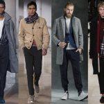 Мужская осенняя мода