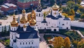 В Тюмени восстанавливают историческую роспись собора Свято-Троицкого монастыря