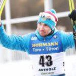 Россиянин Александр Логинов стал третьим в гонке преследования