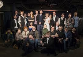 Театр им. Вахтангова завершил гастроли в Париже с аншлагом