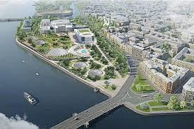 В Санкт-Петербурге построят арт-парк «Тучков буян»