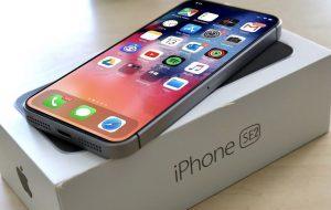 Когда выйдет iPhone SE 2?