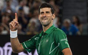 Новак Джокович стал победителем мужского одиночного турнира на Открытом чемпионате Австралии по теннису