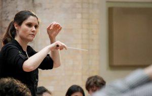 Деляна Лазарова стала победителем Международного конкурса дирижеров в Великобритании
