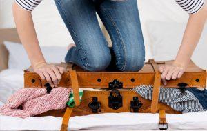 Как оптимально собрать чемодан на 5 дней отпуска? Эта схема работает!