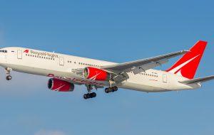 Royal Flight получила допуски на выполнение рейсов в Таиланд