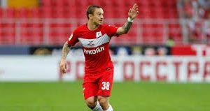 Защитник «Спартака» Андрей Ещенко  дал интервью
