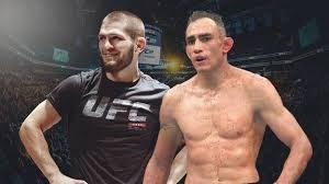 Поединок между чемпионом UFC в легком весе Хабибом Нурмагомедовым и Тони Фергюсоном может пройти во Флориде