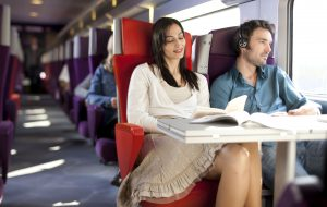 Россияне предпочитают добираться до места отдыха на поезде