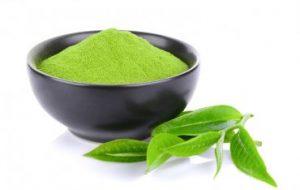 Зеленый чай помогает при пищевой аллергии
