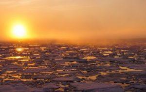 Российские климатологи разработали методику восстановления данных о площади арктических морских льдов в первой половине ХХ века и оценили масштаб прошлых изменений
