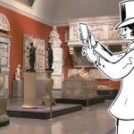 В день открытия в ГМИИ имени Пушкина покажут графическую выставку