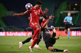 Мюнхенская «Бавария» стала вторым финалистом Лиги чемпионов, переиграв «Лион» — 3:0