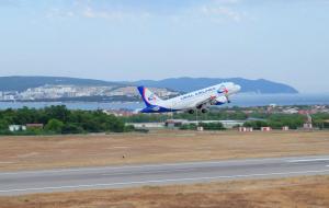 Из аэропорта Геленджик открываются дополнительные рейсы в Москву