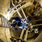 Гигантский подземный датчик движения в Германии отслеживает колебания Земли