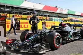 Хэмилтон выиграл Гран-при Тосканы, Квят — седьмой
