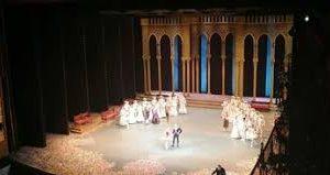 В Большом театре показали спектакль для медицинских работников