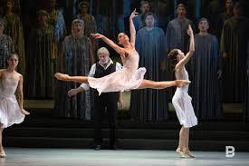 Премьера балета «И воссияет вечный свет!» прошла в Татарском театре оперы и балета