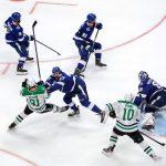 """""""Тампа-Бэй"""" сравняла счет в финале плей-офф НХЛ"""