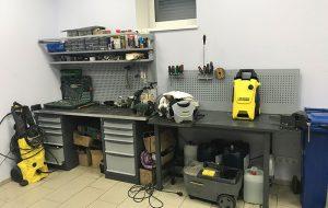 Ремонт сервисного оборудования клининговых компаний