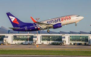 Smartavia продлила продажу субсидируемых билетов в Крым
