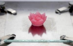 Ученые напечатали стабильные миниатюрные 3D-объекты из аэрогеля