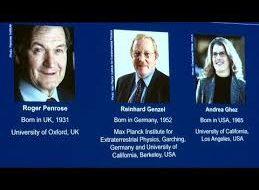 В Стокгольме объявили имена Нобелевских лауреатов по физике