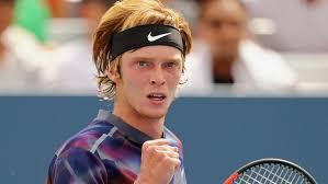 Российский теннисист Андрей Рублев стал четвертьфиналистом Открытого чемпионата Франции
