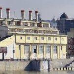 Электростанцию на Краснопресненской набережной готовят к реставрации